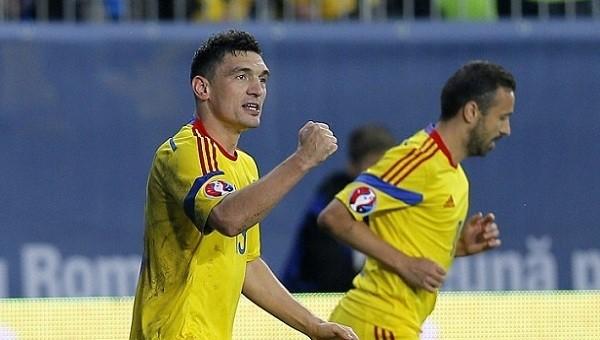 Romanya Euro 2016 biletini kaptı