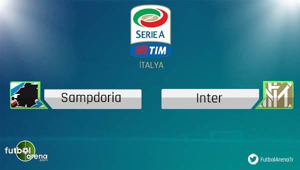 Sampdoria-Inter maçını şifresiz izleyin