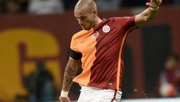 Sneijder'e Fenerbahçe maddesi
