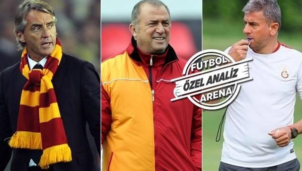 Terim, Mancini, Prandelli, Hamzaoğlu?