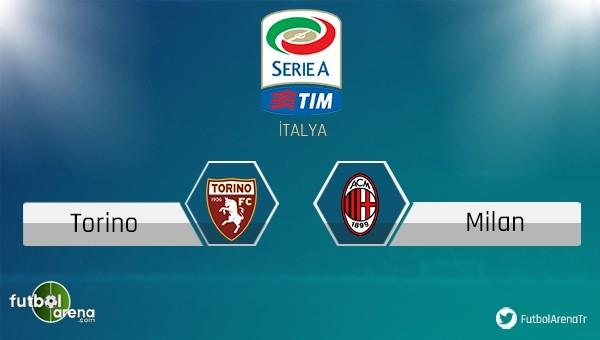 Torino - Milan maçı saat kaçta, hangi kanalda?