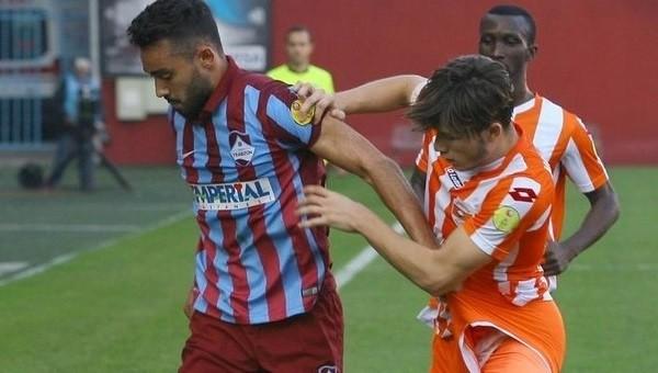 1461 Trabzonspor 1-2 Adanaspor maç özeti ve golleri