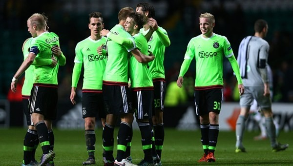 Ajax şansını zorluyor!