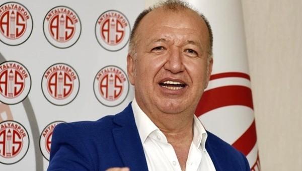 Antalya başkanından heyecanlandıran açıklama