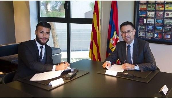 Barcelona, Rafinha'nın sözleşmesini uzattı