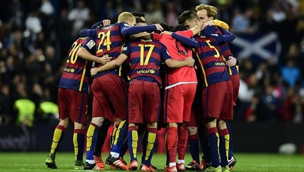 El Clasico'da zafer Barcelona'nın! Fark attılar
