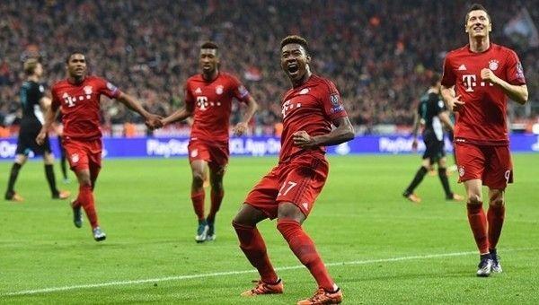Bayern Münih Arsenal'e acımadı!
