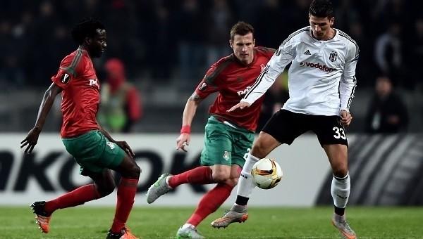 'Beşiktaş'ın 2 penaltısı güme gitti'