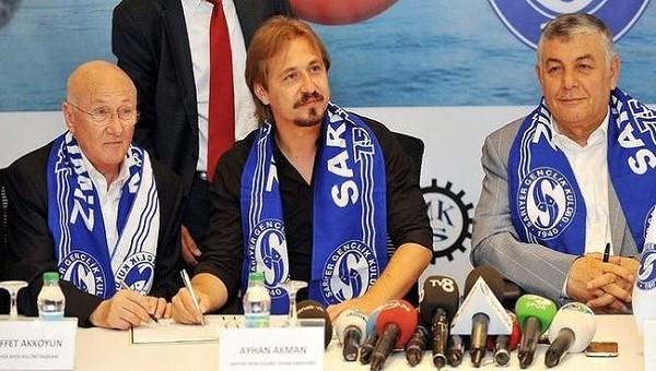 Eski Galatasaraylı istifaya davet edildi