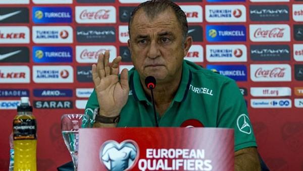Fatih Terim'e hazırlık maçları öncesi kötü haber
