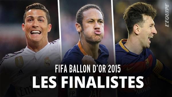 FIFA yılın futbolcusu ve teknik direktörü finalistleri