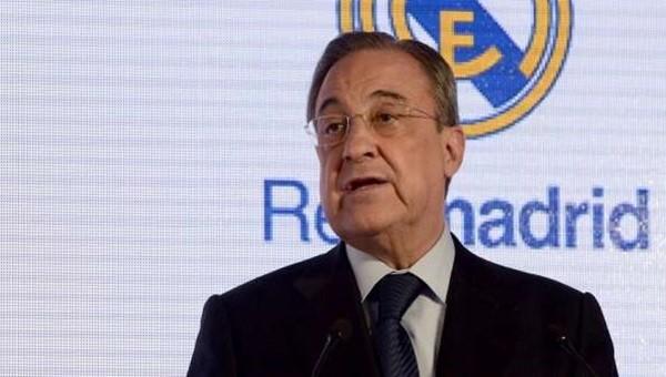 Florentino Perez'den şaşırtan Benitez açıklaması