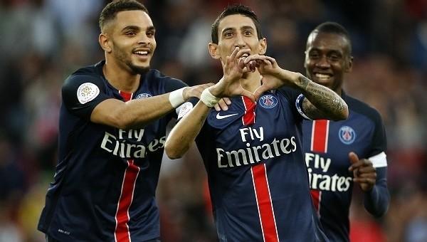 Fransa'da PSG liderliğini sürdürdü