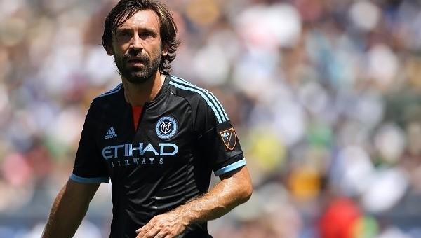 Antalyaspor, Andrea Pirlo'yu doğruladı