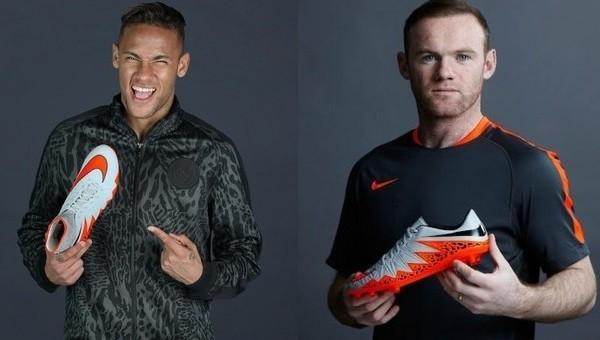 Futbolun yıldızları Nike ile rekorları kırıyor