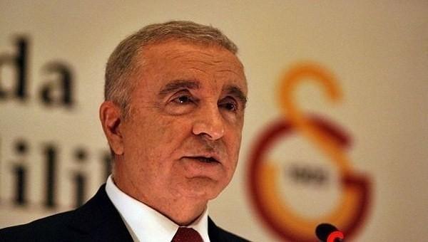 Galatasaray divan kurulunda Ünal Aysal'ı kızdıracak sözler