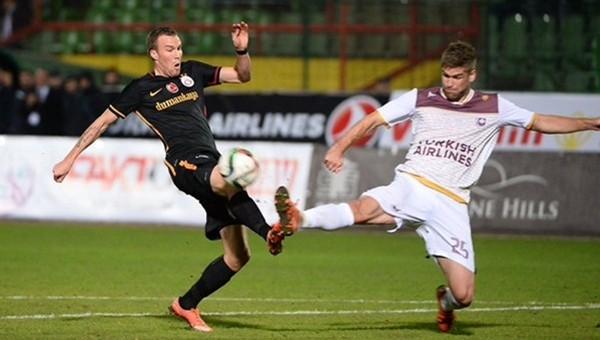 Sarajevo - Galatasaray maçında kim nasıl oynadı?