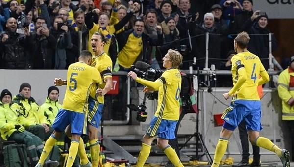 İsveç avantajı kaptı!