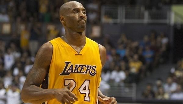 Kobe Bryant veda edecek