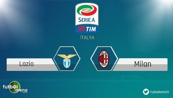 Lazio - Milan maçı saat kaçta, hangi kanalda?