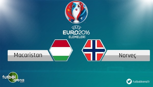 Macaristan-Norveç rövanş maçı saat kaçta, hangi kanalda?