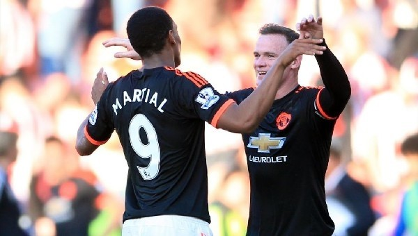 Manchester United'ın golcüleri yok