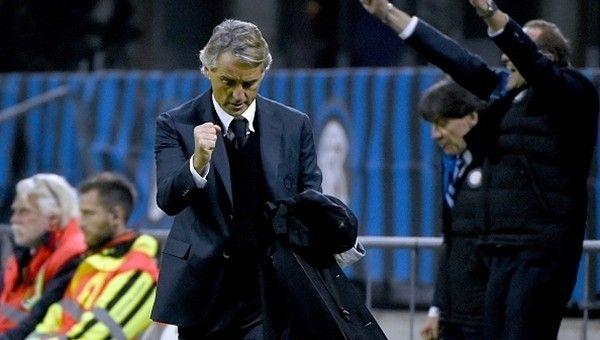 Mancini Roma'yı tahttan indirdi!