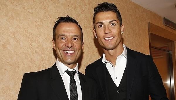 Mendes, Ronaldo'nun emekli olacağı takımı açıkladı