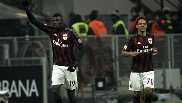 Milan farka koştu!