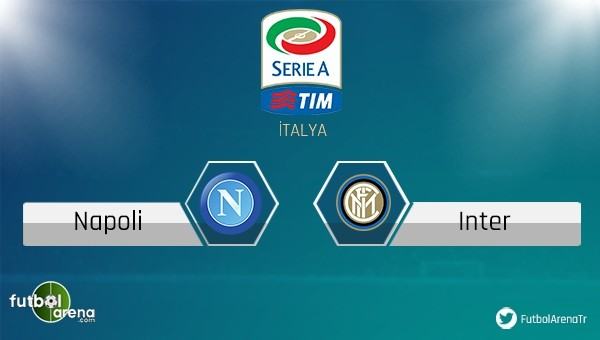 Napoli - Inter maçı saat kaçta, hangi kanalda?