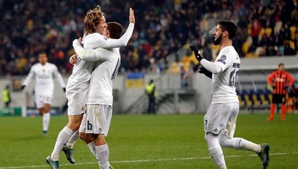 Nefes kesen maç Real Madrid'in!