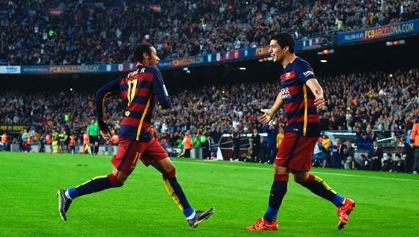 Neymar atıyor, Barcelona kazanıyor!