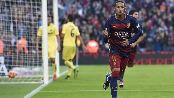 Neymar rekorunu kırdı