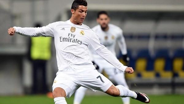 Ronaldo'dan 450. gol!