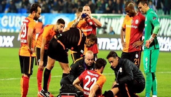 Selçuk İnan ve Hakan Balta, Antalya maçında oynayacak mı? - [10 Kasım 2015 Haberleri]