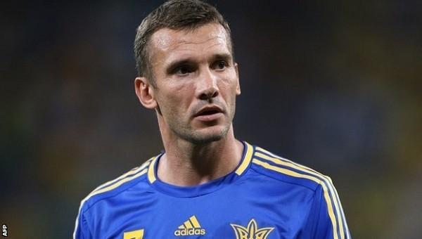 Shevchenko yeniden milli takıma dönüyor