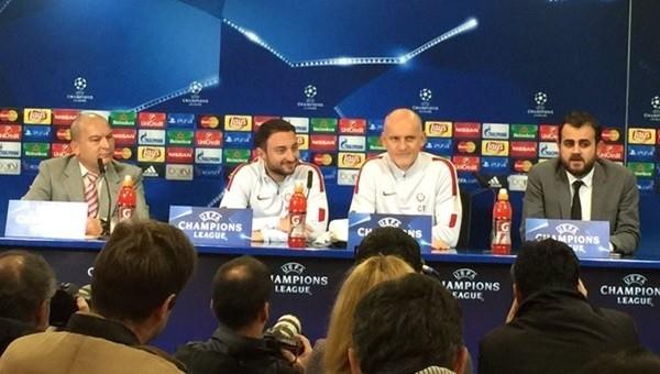 Taffarel Atletico Madrid maçı öncesi konuştu