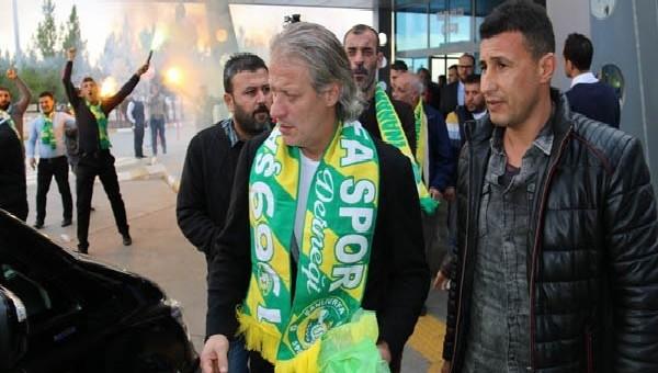 Tugay Kerimoğlu, Urfa'ya geldi