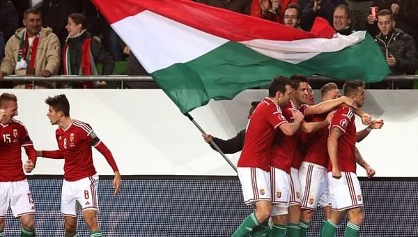 Norveç'i eleyen Macaristan EURO 2016'da!