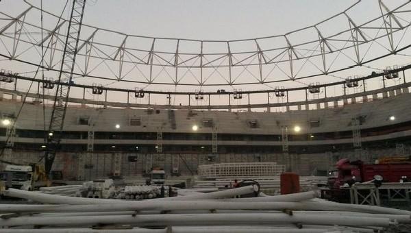 Vodafone Arena ne zaman açılacak? Vardar açıkladı