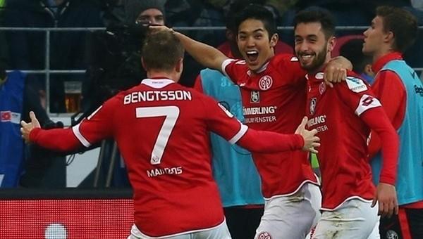 Yunus Mallı Bundesliga'da şova devam ediyor