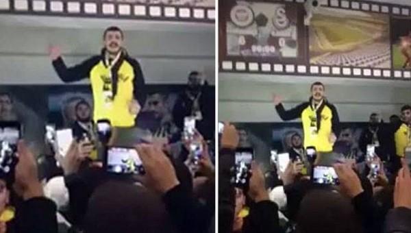 Ahmet Parlak isyan dedi, Fenerbahçeliler coştu