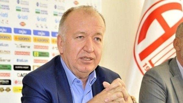 Antalyaspor'dan Hamza Hamzaoğlu açıklaması