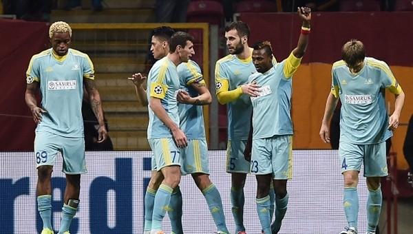 Astana'nın Galatasaray'a attığı gol tarihe geçti