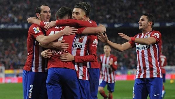 Atletico Madrid, Barcelona'yı takipte!