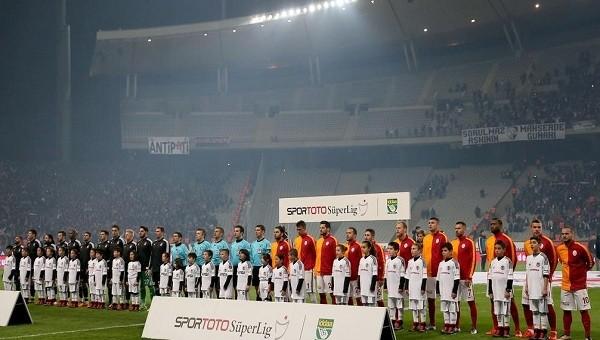 Beşiktaş-Galatasaray derbisi taraftar sayısı