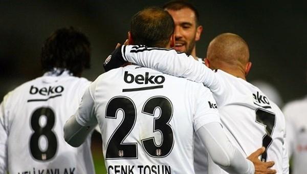 Beşiktaş kupada Karabükspor'u farklı geçti