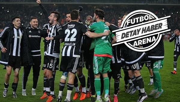 Beşiktaş'ta bu sezon en çok oynayan futbolcular