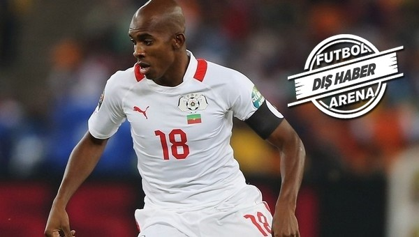 Burkina Fasolu futbolcudan Beşiktaş itirafı