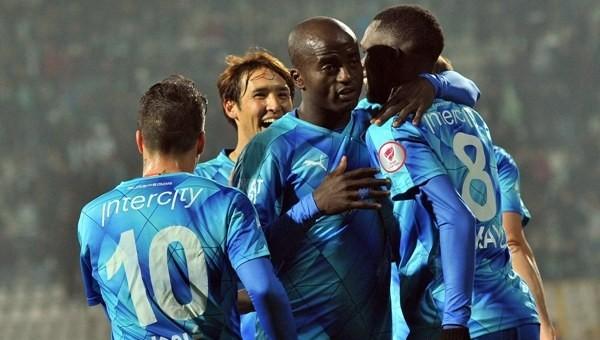 Bursaspor Eskişehir'i farklı geçti